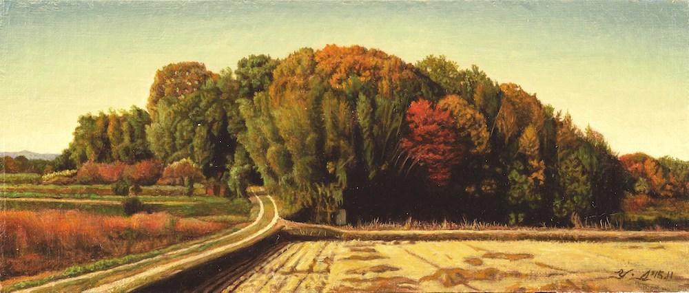 《秋の杜》